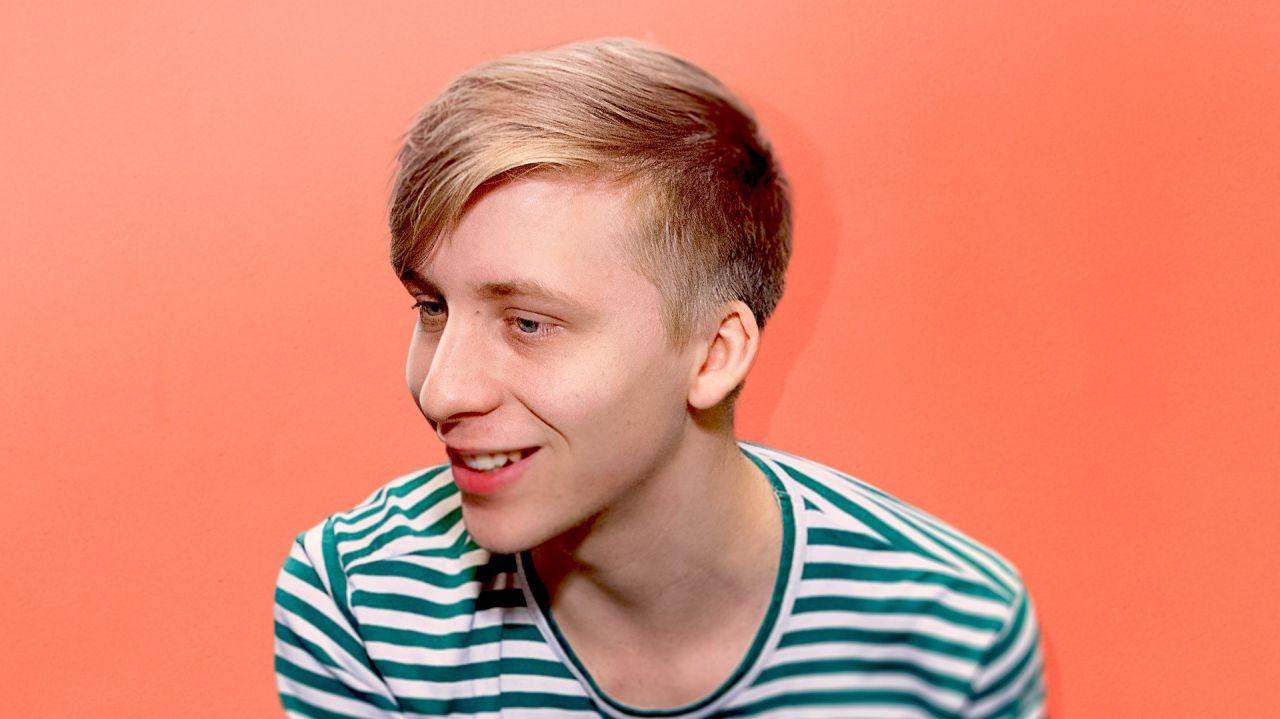 Een portretfoto van Maas (20)