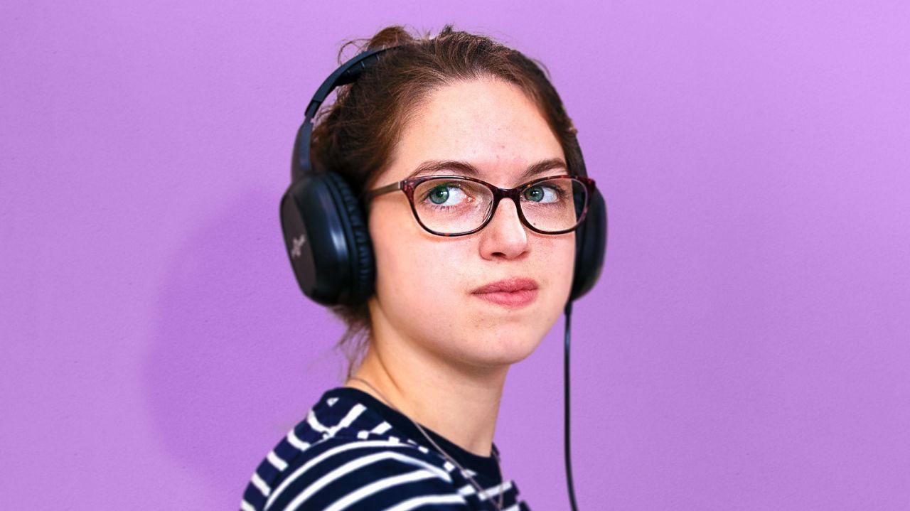 Een portretfoto van Betty (17)