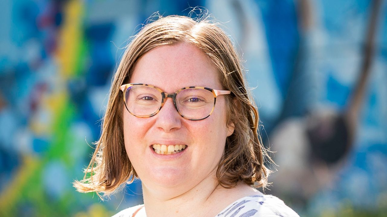 Een portretfoto van Martine (33)
