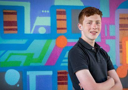 Een portretfoto van Darren (17)