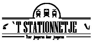 Logo 't Stationnetje