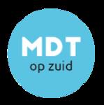 Logo MDT op Zuid