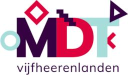 Logo MDT bij gemeente Utrecht of Vijfheerenlanden