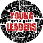 Logo Young Leaders door het hele land