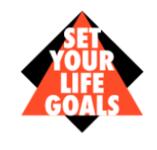 Logo Set Your Life Goals