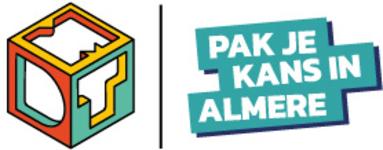 Logo Pak je kans Almere