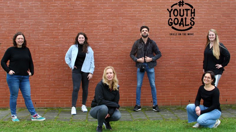 Foto van #YouthGoals