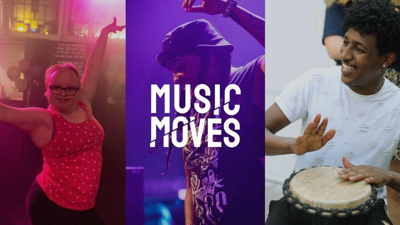 Foto van Music Moves