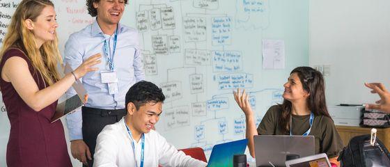 Foto van SDG traineeship